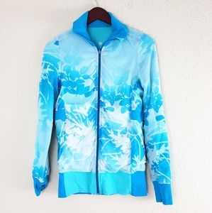 Lululemon Reversible Raja Jacket Full Zip SZ 4